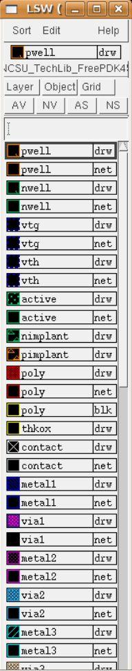EE5323 VLSI Design I using Cadence